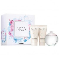 Estuche Cacharel Noa Eau de Toilette 100 ml + Body Lotion 50 ml x 2