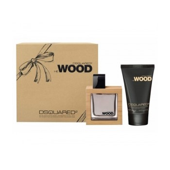 ESTUCHE DSQUARED HE WOOD 50 ML + REGALO