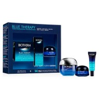 Estuche Biotherm Blue Therapy Multi-Defender Piel Normal/Misxta 50 ml + Blue Therapy Accelerated Serum 10 ml + Blue Therapy Noch