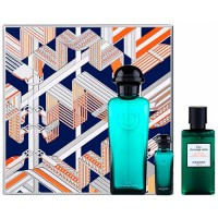 Estuche Hermes Eau D´orange Verte Edc 100 ml + Miniatura 75 ml + Gel de Ducha 80 ml