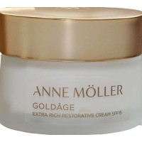 Anne Moller ADN Goldage Élevé Reconstitution Day Cream Dry Skin 50 ml