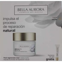 Bella Aurora Splendor 10 Total Regenerator Night Cream 50 ml Gift Set Eye Contour Splendor 15 ml