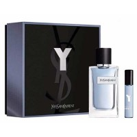 Estuche Yves Saint Laurent Y Men Edt 100 ml + Miniatura 10 ml