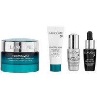 Lancome Visionnaire Advanced Multi Corrector 50 ml Gift Set  Visionnaire Eye Cream 7 ml + Advanced Genifique Serum 10 ml + Advan