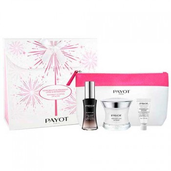 Estuche Payot Perform Lift Intense 50 ml + Serum Elixir Lift 30 ml + Contorno de Ojos Perform Lift Regard 3 ml + Neceser