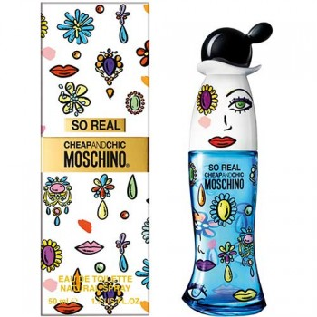 Moschino So Real Cheap Chic Eau de Toilette 30 ml