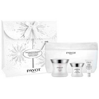 Payot Uni Skin Jour 50 ml Gift Set Uni Skin Eye Contour and Lips 15 ml + Uni Skin CC Cream 4 ml