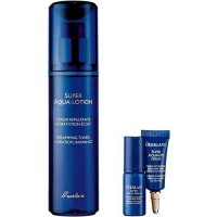 Estuche Guerlain Super Aqua Super Aqua Loción 150 ml + Super Aqua Serum 5 ml + Super Aqua Eye Serum 5 ml
