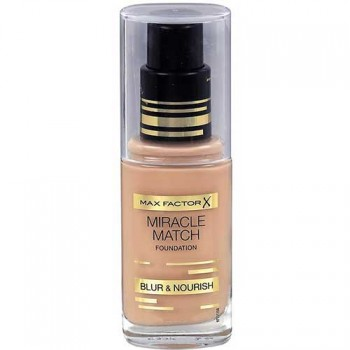 Max Factor Foundation Miracle Match 80