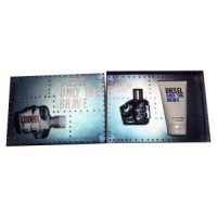 Estuche Diesel Only The Brave Edt 75 ml + Regalo Gel