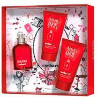 Cacharel Anais Anais Gift Set Eau de Toilette 100 ml + 2 Body Milk