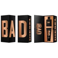 Diesel Gft Set Bad Eau de Toilette 75 ml + Shower Gel 100 ml
