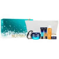 Biotherm Blue Therapy Accelerated 50 ml Gift Set Blue Therapy Accelerated Serum 10 ml +  Blue Therapy Serum Night Oil 10 ml + Bi