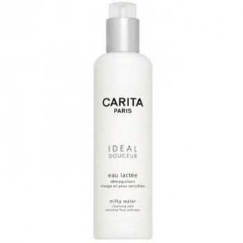 Carita Ideal Douceur Milky Water Cleansing Care Sensitive Face and Eyes 200 ml