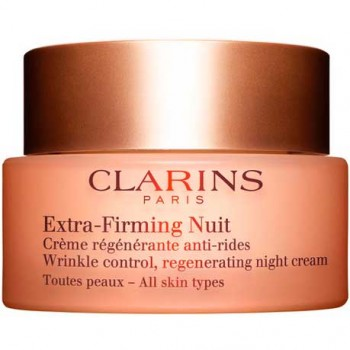 Clarins Extra - Firming Nour SPF 15 Wrinkle Control Firming Night Cream All Skin 50 ml