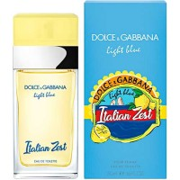 Dolce & Gabanna Light Blue Italian Zest Eau de Toilette 100ml