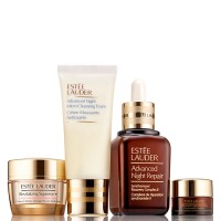 Estuche Estee Lauder Reparador Noche Advanced Night Repair Serum 50ml + 3 Productos Advanced Night Repair