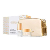 Anne Moller Goldage Extra Rich Restorative Cream Spf15 50ml + Goldage Eye and Lips Contour Cream 15ml + Pounch