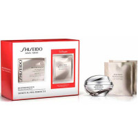 Estuche Shiseido Bio-Performance Glow Revival Crema Anti Edad 50 ml + Bio Performance Discos Exfoliantes 2 Unidades