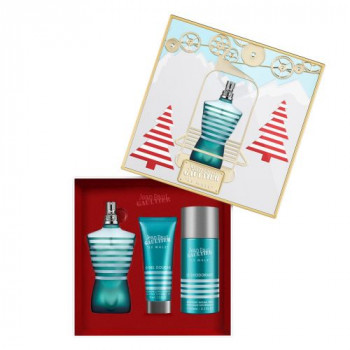 Estuche Jean Paul Gaultier Le Male Eau de toilette 125 ml + Bath Gel 75 ml