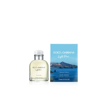 DG LIGHT BLUE HOMME DISCOVER VULCANO EDT 75 ML