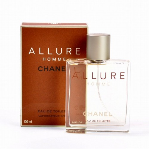 chanel homme eau de toilette spray 100 ml