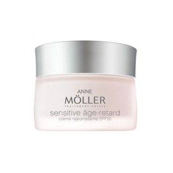 ANNE MOLLER SENSITIVE AGE-RETARD SPF-20 PIEL NORMAL