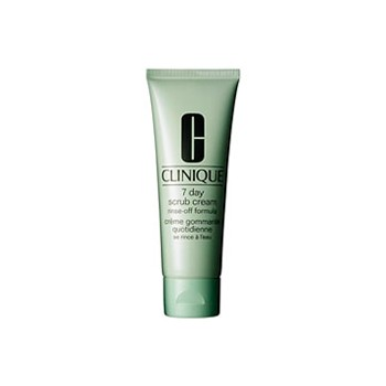 CLINIQUE EXF. FACIAL 7 DAY SCRUB 667H