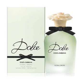 DOLCE  GABBANA DOLCE FLORAL DROPS EDT 50 ML