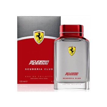 FERRARI SCUDERIA CLUB 40 ML