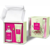 ESTUCHE 4711 ACQUA COLONIA PIMIENTA ROSA-POMELO 170 ML AGUA DE COLONIA + GEL 200 ML