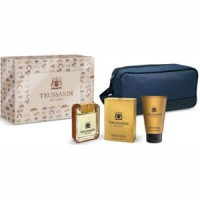 Estuche Trussardi My Land Edt 100 ml + Regalo Gel + Neceser