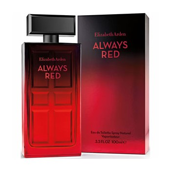 Elizabeth Arden Always Red Edt 30 ml