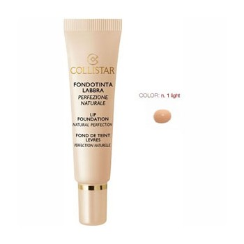 Collistar Lip Foundation Natural Perfection 1 Light