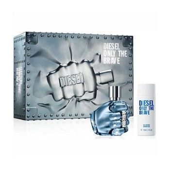Estuche Diesel Only The Brave Edt 125 ml + Regalo Gel