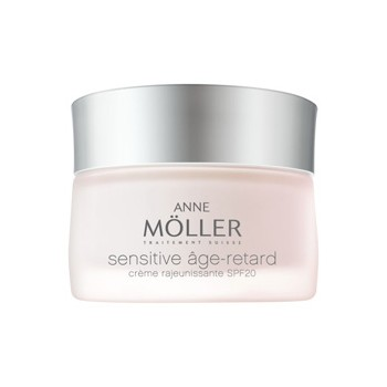Anne Moller Sensitive Age-Retard Spf-20 Piel Seca