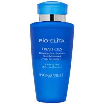 Ingrid Millet Bio-Elita Fresh Cils Desmaquillante de Ojos Express 125 ml