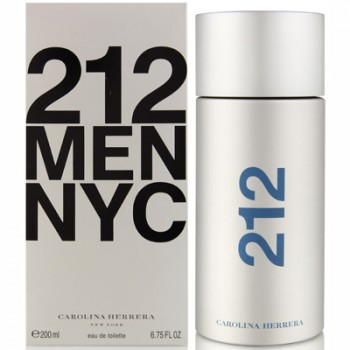 Carolina Herrera 212 Men Edt 200 ml