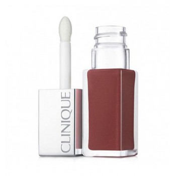 Clinique Labial Pop Lacquer Lip Colour + Primer 01 Cocoa Pop