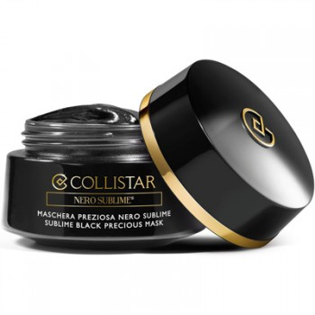 Collistar Sublime Black Precious Mascarilla 50 ml