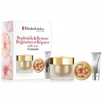 Estuche Elizabeth Arden Ceramide Mothers Day Ceramide Lift  Firm Day Cream 50ml Gift Set +  Ceramide Capsules Daily Youth Resto