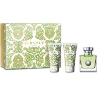 Versace Versense Gift Set Eau de Toilette 50 ml + Body Lotion + Gel