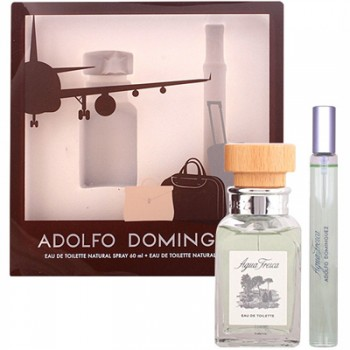 Estuche Adolfo Dominguez Agua Fresca Edt 60 ml + Regalo 20 ml