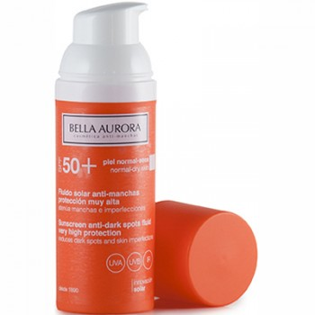 Bella Aurora Sunscreen Gel Dry Skin SPF 50