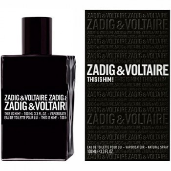 Zadig  Voltaire This is Him Eau de Toilette 100 ml