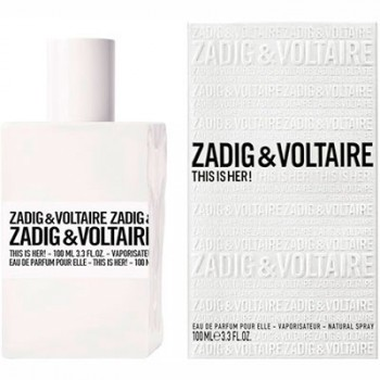 Zadig  Voltaire This is Her Eau de Parfum 50 ml
