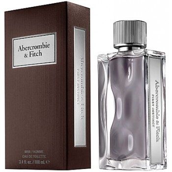 Abercrombie  Fitch First Instinct for Men Eau de Toilette 50 ml