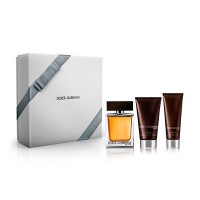 Dolce  Gabbana The One for Men Gift Set Eau de Toilette 100 ml + After Shave + Gel