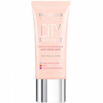 Bourjois City Radiance Foundation 34