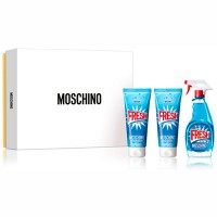 Moschino Fresh Couture Gift Set Eau de Toilette 50 ml + Gel + Body Milk